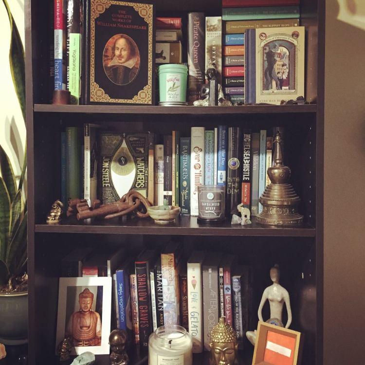 bookshelf four