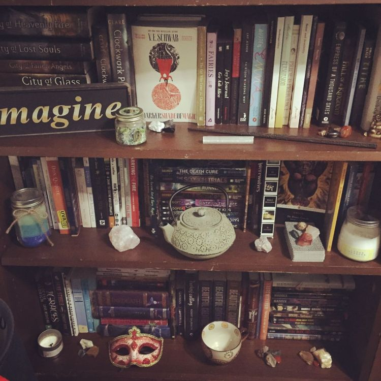 bookshelf two